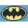 batman cross stitch