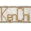 Kenchi cross stitch