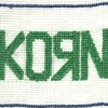 Korn cross stitch