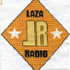 Laza rádió cross stitch