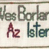 Wes Borland cross stitch