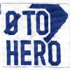 Zero To Hero cross stitch
