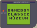 game boy classic museum futu-retro